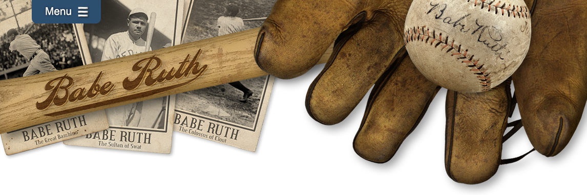 Babe Ruth - Baseball Legend